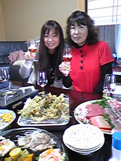 ワイン会の集い〜