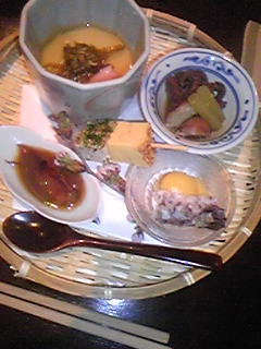 玉響(たまゆら)で食事を〜